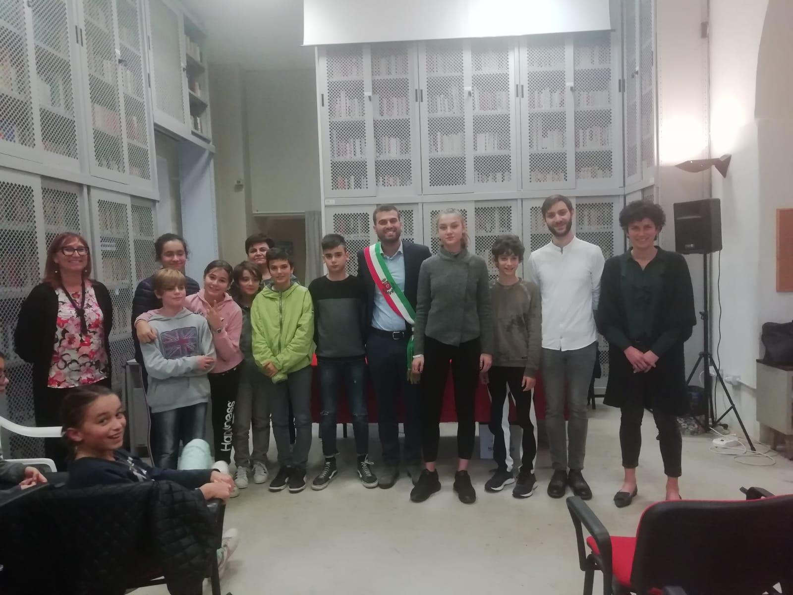 Eletto il Minisindaco di Bibbiena e il Consiglio comunale dei ragazzi - Casentinopiù